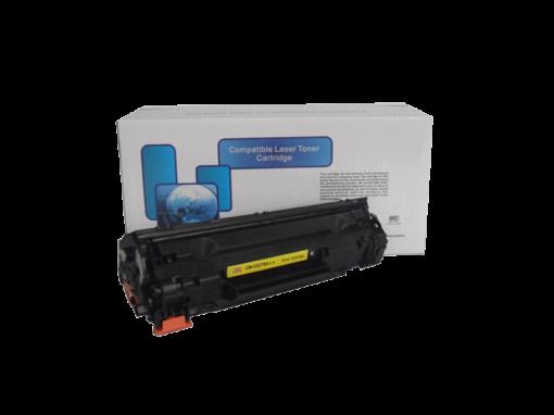 Cartucho de Toner HP CE-278A CE-278AB CE278 CE-278 78A Preto – Valor: R$ 59,90