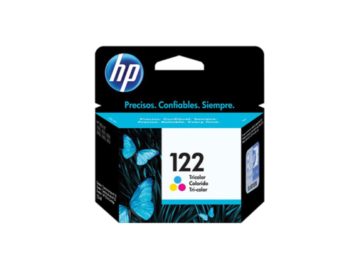 Cartucho de Tinta HP 122 Color‏