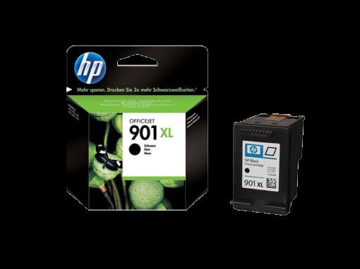 Cartucho de Tinta HP 901XL Preto