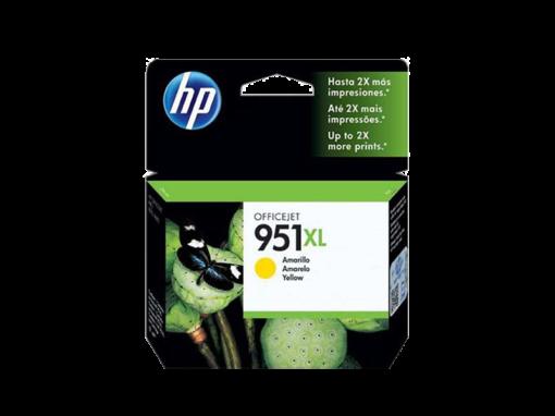 Cartucho de Tinta HP 951XL Amarelo