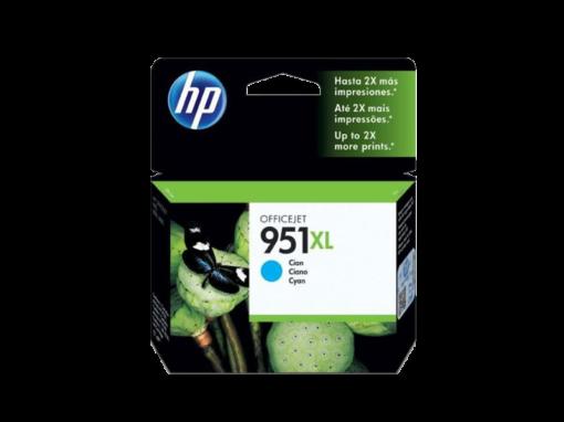 Cartucho de Tinta HP 951XL Ciano