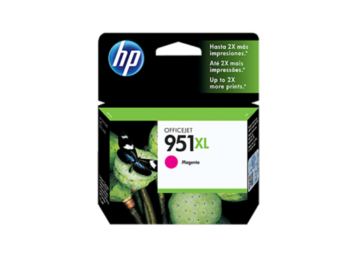 Cartucho de Tinta HP 951XL Magenta