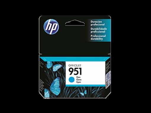 Cartucho de Tinta HP 951 Ciano