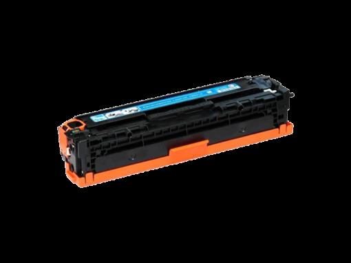 Cartucho de Toner HP CF 211/ CE 321/ CB 541 Cyan (2,2K) Cyan Compatível – Valor: R$ 89,90