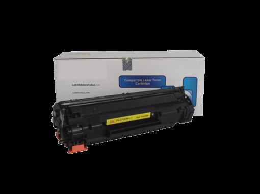 Cartucho Compatível com Toner HP CF-283A – Valor: R$ 49,90