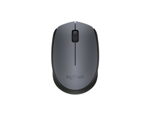 Mouse Wireless M170 Cinza – Logitech‏
